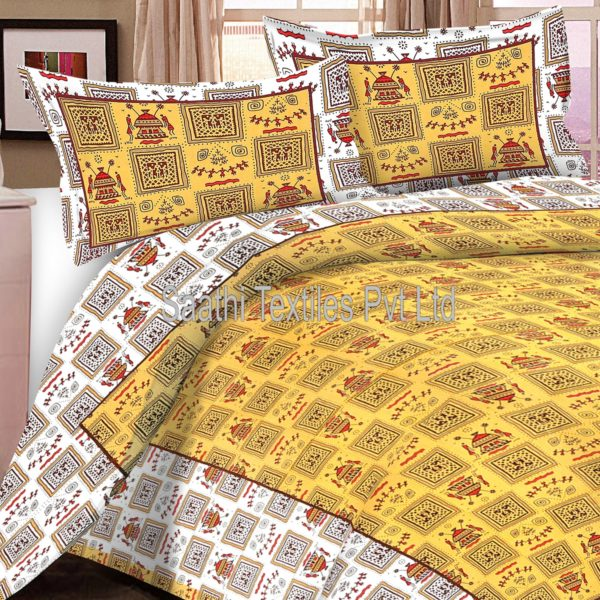 Charmant ... Bed Sheets With Pillow Covers. Hot. DB133A1