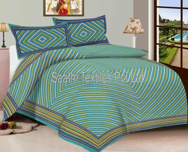 Exclusive Printed Bed Sheets